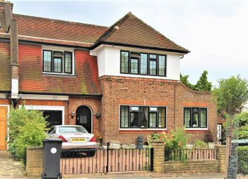 Thumbnail 4 bed terraced house for sale in Minchenden Crescent, London