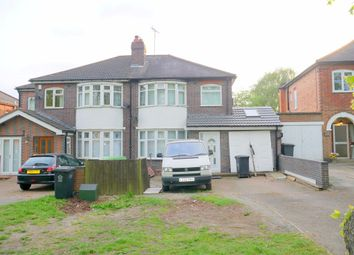 Thumbnail 4 bed semi-detached house to rent in Welford Road, Knighton Fields, Leicester
