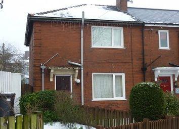 Thumbnail 3 bedroom semi-detached house to rent in Hamilton Stree, Swinton