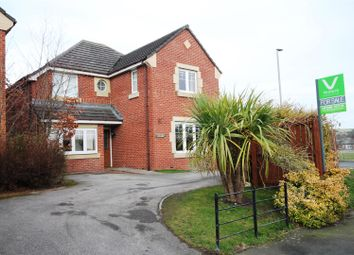 Thumbnail 4 bed detached house for sale in Mcmillan Drive, Crook