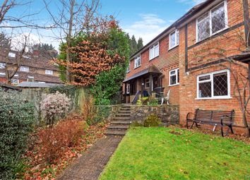 Thumbnail 3 bed terraced house to rent in Hazelwood Cottages, Harvest Hill, Godalming