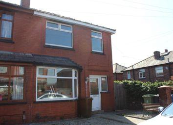 Thumbnail 3 bed semi-detached house to rent in Queensway, Swinley, Wigan