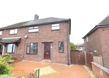 Thumbnail 3 bed semi-detached house for sale in Pear Tree Lane, Chesterton, Newcastle