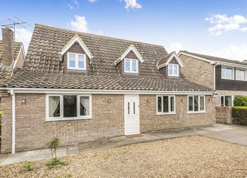 Thumbnail 4 bed bungalow to rent in Church Road, Wootton, Bedford