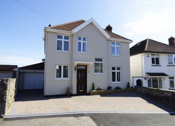 Thumbnail 5 bed detached house for sale in Ashleigh Road, Weston-Super-Mare