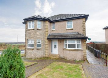 Thumbnail 4 bedroom property for sale in Hillside Place, Greengairs, Airdrie, North Lanarkshire