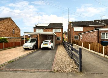 Thumbnail 2 bed semi-detached house for sale in Lentons Lane, Aldermans Green, Coventry