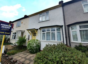 Thumbnail 3 bed terraced house for sale in Waite Davis Road, Lee, London