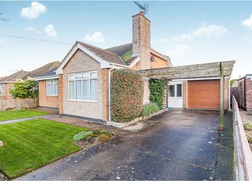Thumbnail 2 bed detached bungalow for sale in Briar Way, Skegness