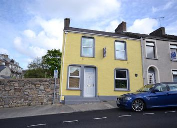 3 bed end terrace house for sale in Church Street, Pembroke Dock SA72