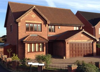 Thumbnail 6 bed detached house for sale in Priory Road, Ruskington, Sleaford