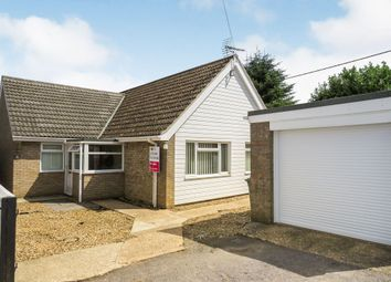 Thumbnail 4 bed detached bungalow for sale in Lancaster Close, Methwold, Thetford