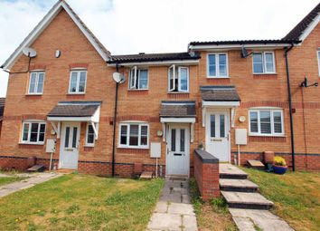 Thumbnail 2 bed terraced house to rent in Malt Close, Newmarket