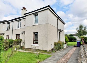 Thumbnail 2 bed flat for sale in Moidart Road, Craigton, Glasgow