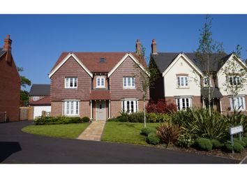 Thumbnail 5 bed detached house for sale in Summerfield Drive, Anstey