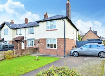 Thumbnail 3 bed end terrace house for sale in London Road, Lyme Green, Macclesfield, Cheshire