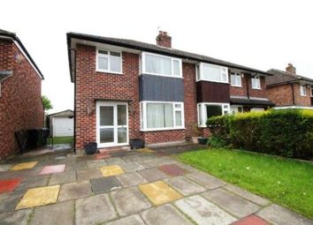 Thumbnail 3 bed semi-detached house to rent in Albany Road, Bramhall, Stockport