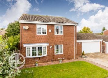 Thumbnail 4 bed detached house for sale in Blackmore, Letchworth