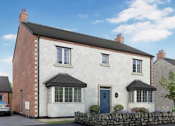 Thumbnail 4 bed detached house for sale in Crich Common, Fritchley, Belper