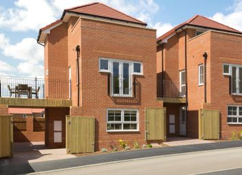 "Thumbnail 3 bed link-detached house for sale in ""Morley"" at Captains Parade, East Cowes"
