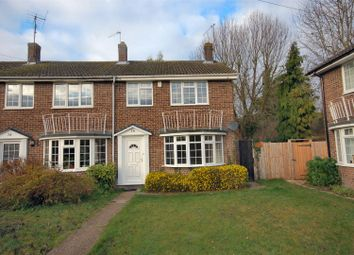 Thumbnail 3 bedroom end terrace house to rent in Malvern Road, Cherry Hinton, Cambridge
