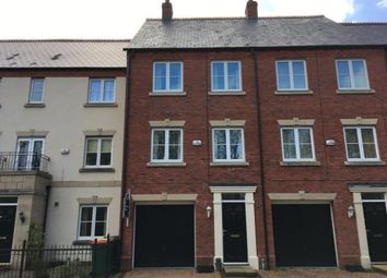 Thumbnail 3 bedroom terraced house for sale in Danvers Way, Fulwood, Preston, Lancashire