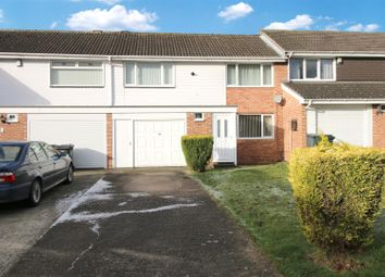 Thumbnail 3 bed town house for sale in Derwent Crescent, Arnold, Nottingham
