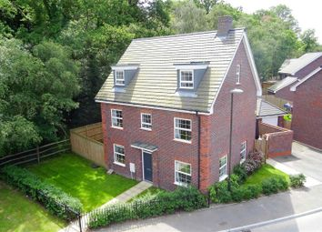 Thumbnail 5 bedroom detached house for sale in Somerley Drive, Crawley