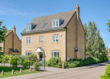 Thumbnail 5 bed detached house for sale in The Glebe, Clapham, Bedford, Bedfordshire
