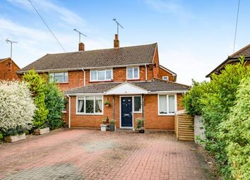 Thumbnail 4 bedroom semi-detached house for sale in Camberley, Surrey, .