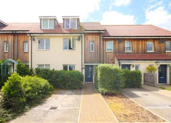 Thumbnail 3 bed town house for sale in Montgomery Drive, Basildon