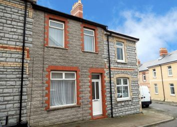 3 bed terraced house to rent in Salop Place, Penarth CF64