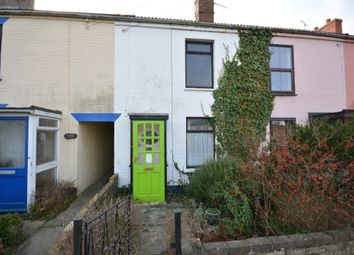 Thumbnail 2 bed cottage for sale in Florence Road, Pakefield, Lowestoft