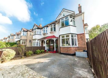 Thumbnail 5 bed semi-detached house for sale in Bournville Avenue, Chatham, Kent