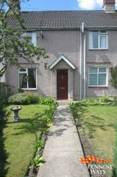 Thumbnail 3 bed terraced house for sale in Greencroft, Haltwhistle, Northumberland