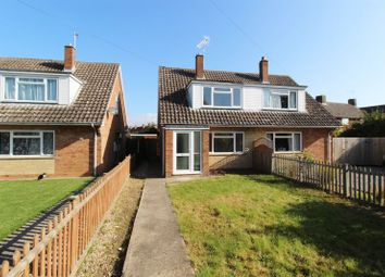 Thumbnail 3 bed semi-detached house for sale in St. Swithins Drive, Lower Quinton, Stratford-Upon-Avon