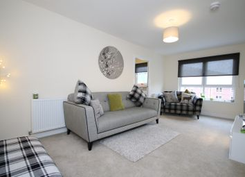 Thumbnail 1 bed flat for sale in Springfield Gardens, Parkhead