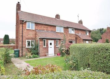 Thumbnail 3 bed semi-detached house to rent in Station Road, Womersley, Doncaster