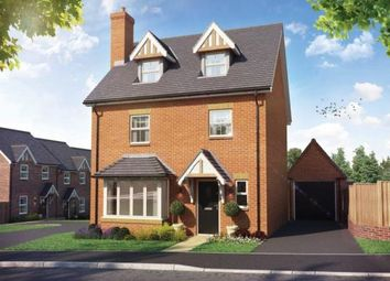 4 bed detached house for sale in Home Farm Drive, Boughton, Northampton, Northamptonshire NN2