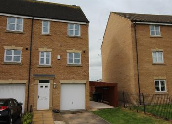 Thumbnail 3 bed property for sale in Hargate Way, Hampton Hargate, Peterborough