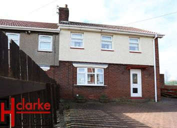 Thumbnail 3 bed semi-detached house for sale in Woodlea, Newbiggin By The Sea