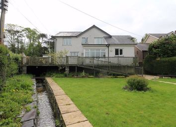 Thumbnail 4 bedroom detached house for sale in Aberystwyth Road, Machynlleth