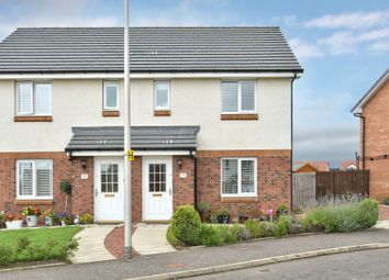 Thumbnail 2 bed semi-detached house for sale in Regulus Street, Dunfermline