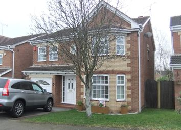 Thumbnail 5 bed detached house to rent in Woodfields, Rotherham