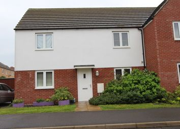 Thumbnail 3 bed semi-detached house for sale in Midland Drive, Broughton, Milton Keynes