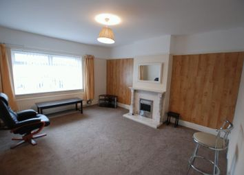Thumbnail 3 bedroom flat to rent in Mitford Gardens, Wideopen, Newcastle Upon Tyne