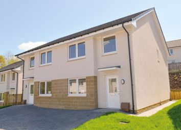 Thumbnail 4 bed semi-detached house for sale in Dunmoss View, Coalsnaughton, Tillicoultry
