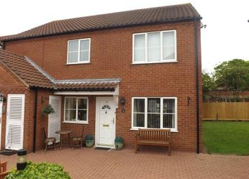 Thumbnail 2 bed flat for sale in Sutton Court, Skegness, Lincolnshire