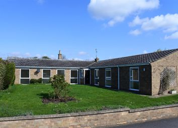 Thumbnail 3 bed detached bungalow for sale in Brookside, Ancaster, Grantham