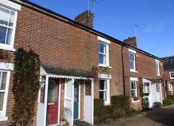 Thumbnail 3 bed terraced house for sale in South View Terrace, Longparish, Andover